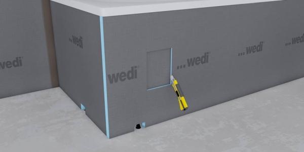 Comment Installer Un Habillage De Baignoire Wedi