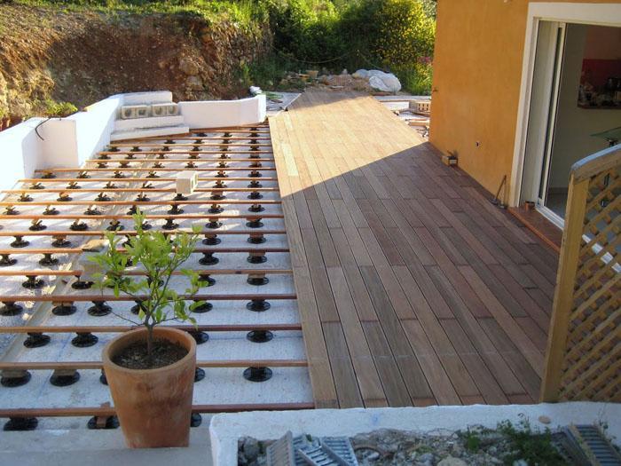 Quels Revêtements Pour Aménager Une Terrasse Solutions