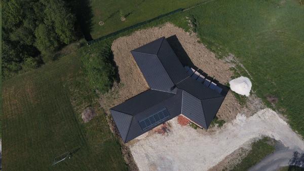Terreal Anticipe La Re 2020 Sur Une Maison De 146m2