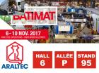 ARALTEC expose à Batimat