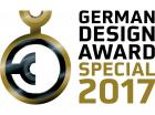 Le WORKMO remporte le prix du « GERMAN DESIGN 2017 »