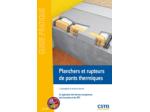 Planchers et rupteurs de ponts thermiques - NF DTU 23.4 et NF DTU 23.5