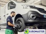 EUROMASTER : Toujours là pour entretenir les véhicules des pros