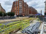 La ville de Paris critiquée par le nombre de travaux en cours veut limiter les nuisances