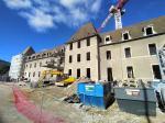 Dijon, la Cité internationale de la gastronomie et du vin sort de terre et sera livrée en 2022