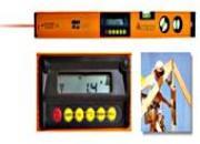 Niveau électronique et laser S DIGIT 60