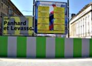 Bardage anti-affiches