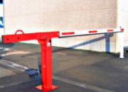 Barrières levantes manuelles