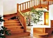 Escalier 1 /4 tournant