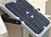 Motorisation intégrée et solaire
