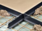 Profilés et accessoires pour chapes de béton