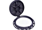 PAMREX 600 Sécurité cadre rond non ventilé