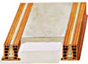 Planchers avec surisolation thermique