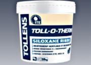 Toll-o-therm siloxane ribbé
