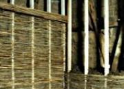 Isolation intérieure en terre copeaux bois