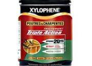 Xylophene traitement poutres et charpentes
