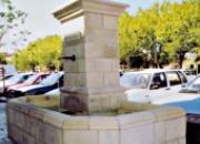 Regence-fontaine regence
