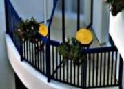 Séparation de balcons