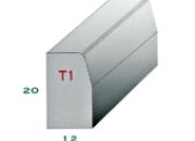 Bordure en béton P 1