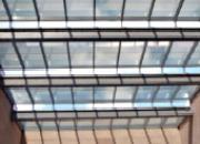 Verre Photovoltaïque double vitrage