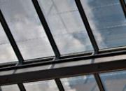 Verre Photovoltaïque Ttriple vitrage