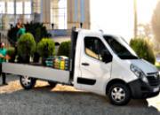 Opel Movano plateau ridelles