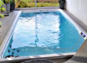Coque mini piscine Premium
