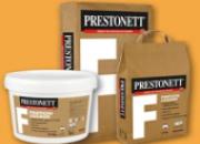 PRESTONETT F - Finition