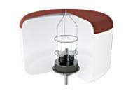 LED CFL 3x30W