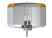 LED HA 3x205W