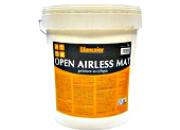 OPEN AIRLESS MAT