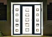 Portes d'entrée lumineuses