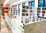 Rayonnages de bibliothèques