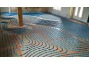 Le plancher chauffant Très basse température - Innovert