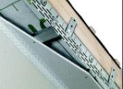 Ossature et accessoires pour plaque de plâtre