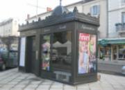 Sanitaire public - Kiosque