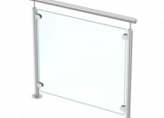 Garde-corps intérieur verre