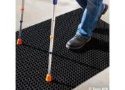 Caillebotis norme handicapés