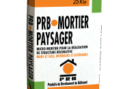 PRB MORTIER PAYSAGER