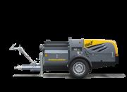 SP 11 THF - Pompe à chape fluide