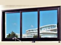 Les fenêtres coulissantes