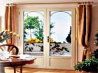 Les portes fenêtres