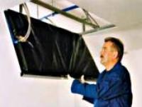Plafond suspendu métallique T Karo