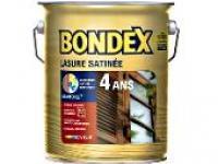 Bondex lasure satinée 4 ans
