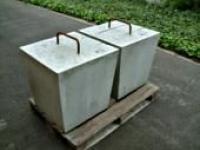 Blocs de beton