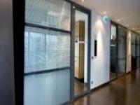 La porte cadre aluminium