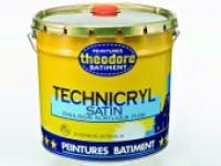 Technicryl satin