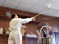 Nettoyage par micropulvérisation