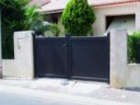 Portail Aluminium AA1860