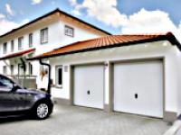 Aluminium volets battants menuiseries et fermetures 9374p1 - Porte de garage basculante 200x200 ...